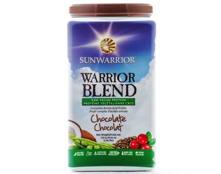 Warrior Blend Chocolate Protein