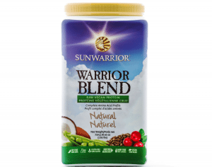 Warrior Blend Natural Protein