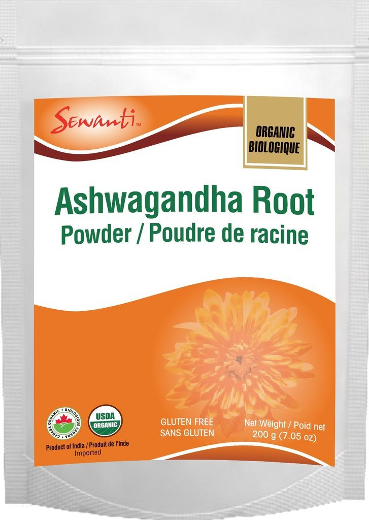 Ashwagandha Powder – Vitality; Adaptogenic