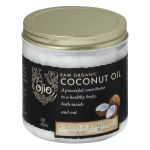 FREE 16oz Coconut Oil